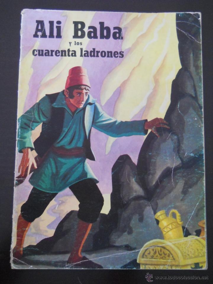 ali baba y los 40 ladrones : coleccion cuento - Comprar Libros de ...