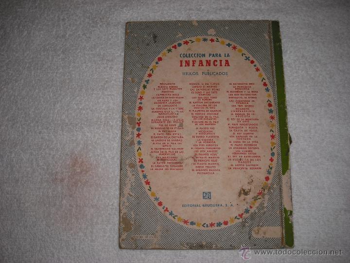 Libros de segunda mano: JUAN SIN MIEDO. COLECCION PARA LA INFANCIA 1959 ED BRUGUERA - Foto 2 - 39864152