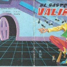 Libros de segunda mano: CUENTO EL SASTRECILLO VALIENTE COLECCION COMETA ROJA Nº 23 - EVEREST. Lote 39894176