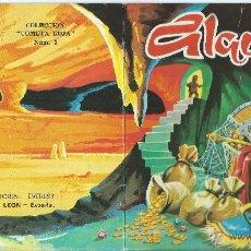 Libros de segunda mano: CUENTO ALADINO COLECCION COMETA ROJA Nº 3 - EVEREST. Lote 39894250