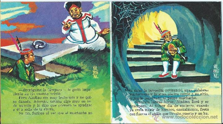 Libros de segunda mano: CUENTO ALADINO COLECCION COMETA ROJA Nº 3 - EVEREST - Foto 3 - 39894250