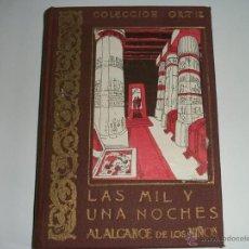 Libros de segunda mano: LAS MIL Y UNA NOCHES AL ALCANCE DE LOS NIÑOS.. Lote 39904819