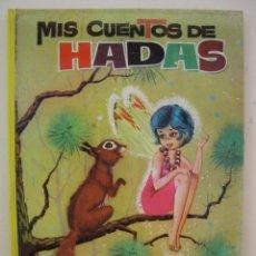 Libros de segunda mano: MIS CUENTOS DE HADAS - Nº 7 - EDITORIAL VASCO AMERICANA - EVA - AÑO 1963.. Lote 139051441