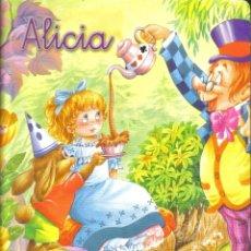 Libros de segunda mano: ALICIA. COLECCION ARLEQUIN. SUSAETA EDICIONES. LITERACOMIC.. Lote 40088327