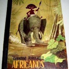 Libros de segunda mano: GRANCH. H.C. CUENTOS POPULARES AFRICANOS.. Lote 38239338