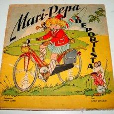 Libros de segunda mano: ANTIGUO CUENTO DE MARI PEPA - MARI PEPA DEPORTISTA - ILUSTRACIONES DE MARIA CLARET - TEXTO DE EMILIA. Lote 38242304
