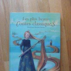 Libros de segunda mano: LES PLUS BEAUX CONTES CLASSIQUES,LOS MAS BELLOS CUENTOS CLASICOS, EN FRANCESHENRIETTE SAUVANT. Lote 40299387