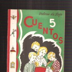 CINCO CUENTOS EDICIONES PAULINAS