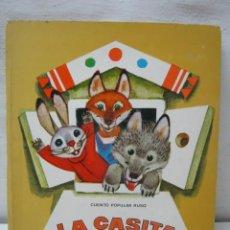Livres d'occasion: CUENTO POPULAR RUSO - LA CASITA - MALISH MOSCÚ. Lote 40366536