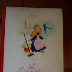 Libros de segunda mano: CUENTO DE CENICIENTA DE EDITORIAL FHER AÑOS 60. Lote 40546190