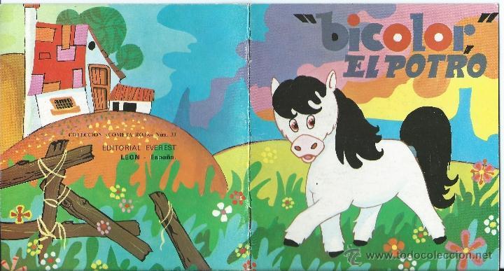 CUENTO BICOLOR EL POTRO COLECCION COMETA ROJA Nº 33 - EVEREST (Libros de Segunda Mano - Literatura Infantil y Juvenil - Cuentos)