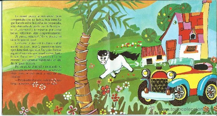 Libros de segunda mano: CUENTO BICOLOR EL POTRO COLECCION COMETA ROJA Nº 33 - EVEREST - Foto 2 - 40599451