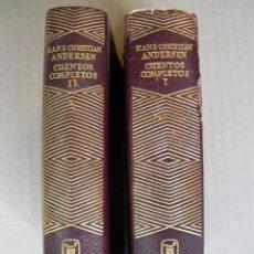 Libros de segunda mano: CUENTOS COMPLETOS. HANS CHRISTIAN ANDERSEN.. Lote 96850608