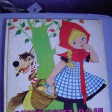 Libros de segunda mano: CUENTO CAPERUCITA ROJA.DIBUJO DE MARIA PASCUAL.. Lote 40647679