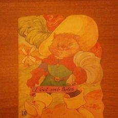 Gebrauchte Bücher - CUENTO EL GAT AMB BOTES- - 40802273