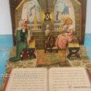 Libros de segunda mano: CUENTO CON 8 DIORAMAS DE LA BELLA DURMIENTE - EN ESPAÑOL - 1960 - ILUSTRACIONES DE VOJTECH KUBASTA. Lote 40830841