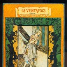 Libros de segunda mano: 2486 LA VENTAFOCS ILUSTRA ARTHUR RACKHAM AYMÀ SA EDITORA PRECIOSA ILUSTRACION. Lote 40874484
