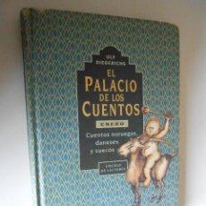 Libros de segunda mano: ULF DIERICHS EL PALACIO DE LOS CUENTOS CIRCULO DE LECTORES BARCELONA 1995. Lote 41038129