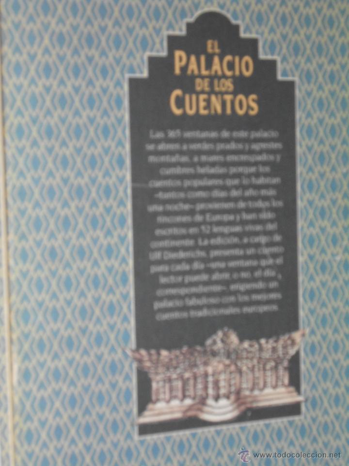 Libros de segunda mano: ulf dierichs el palacio de los cuentos circulo de lectores barcelona 1995 - Foto 2 - 41038129