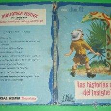 Libros de segunda mano: LAS HISTORIAS ADMIRABLES DEL INSIGNE TRAPALON. ED. ROMA. AÑOS 1950S. Lote 41213749