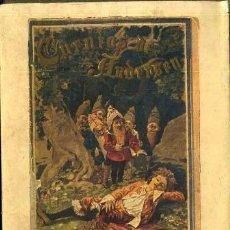 Libros de segunda mano: CUENTOS DE ANDERSEN (OLAÑETA, 1998) ILUSTRADO. Lote 41232265
