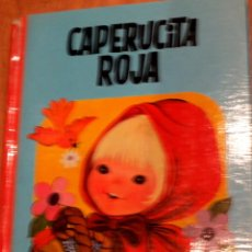Libros de segunda mano: CAPERUCITA ROJA LIBRO DIORÁMICO EDITORIAL ROMA AÑO 1984. Lote 41288907