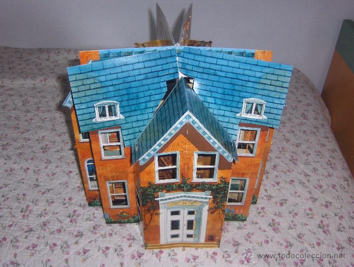 Casa De Mu U00f1ecas Tridimensional - Casa Victorian