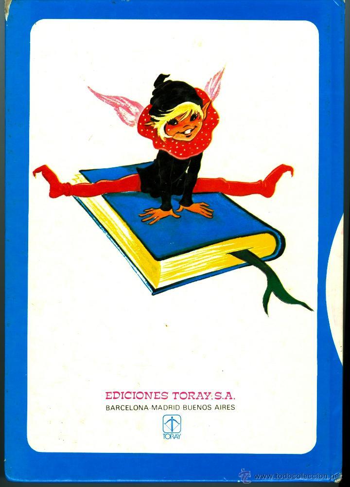 Libros de segunda mano: CUENTOS AZULES - ILUSTRADOS POR MARÍA PASCUAL, TAPA DURA, 1980 - Foto 2 - 41315771