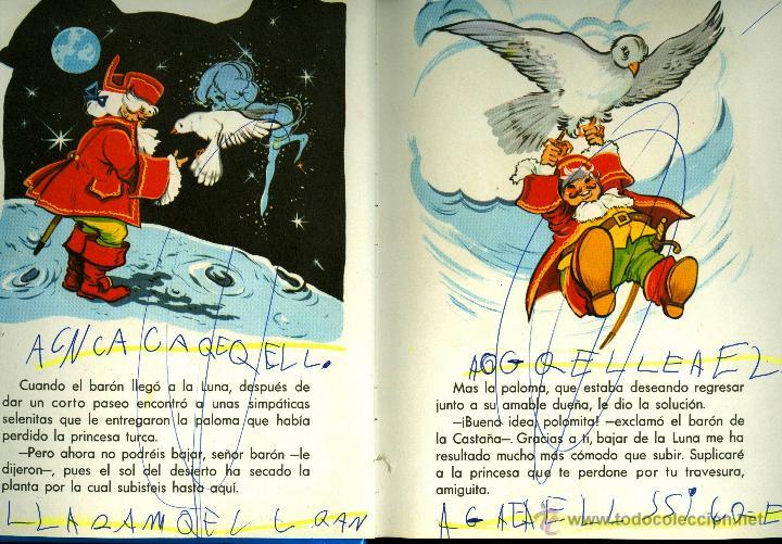 Libros de segunda mano: CUENTOS AZULES - ILUSTRADOS POR MARÍA PASCUAL, TAPA DURA, 1980 - Foto 3 - 41315771