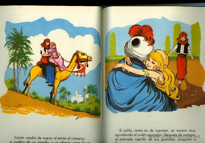 Libros de segunda mano: CUENTOS AZULES - ILUSTRADOS POR MARÍA PASCUAL, TAPA DURA, 1980 - Foto 4 - 41315771