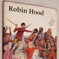 Libros de segunda mano: CUENTO: ROBIN HOOD.. Lote 41356352