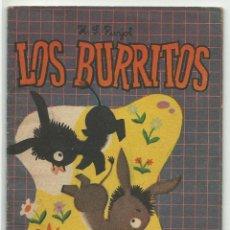 Libros de segunda mano: LOS BURRITOS .-BIBLIOTECA BOLSILLITOS Nº 33 .-EDITORIAL ABRIL ARGENTINA 1952. Lote 41628305