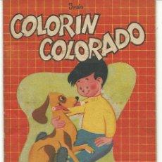 Libros de segunda mano: COLORIN COLORADO.-BIBLIOTECA BOLSILLITOS Nº 25 .- EDITORIAL ABRIL ARGENTINA 1952. Lote 41629009