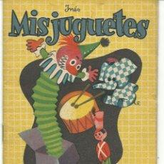 Libros de segunda mano: MIS JUGUETES.-BIBLIOTECA BOLSILLITOS Nº 26 .- EDITORIAL ABRIL ARGENTINA 1952. Lote 41629098