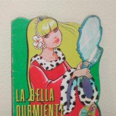 Libros de segunda mano: CUENTO TROQUELADO --- LA BELLA DURMIENTE --- EDITORIAL VILMAR --- AÑOS 70.. Lote 42031977