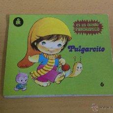 Libros de segunda mano: CUENTO PANORAMICO PULGARCITO EDITORIAL ROMA. Lote 42167222