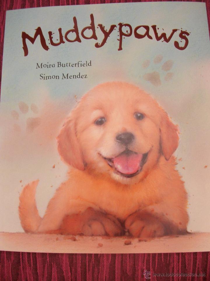 libro muddypaws  en ingles  infantil  dibujo  Comprar Libros