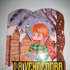 Libros de segunda mano: CUENTO TROQUELADO - LA VENDEDORA DE FÓSFOROS - SUSAETA EDICIONES. Lote 42174570