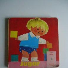 Libros de segunda mano: LIBRO INFANTIL PARA APRENDER A LEER- JUGAR-. Lote 42248316