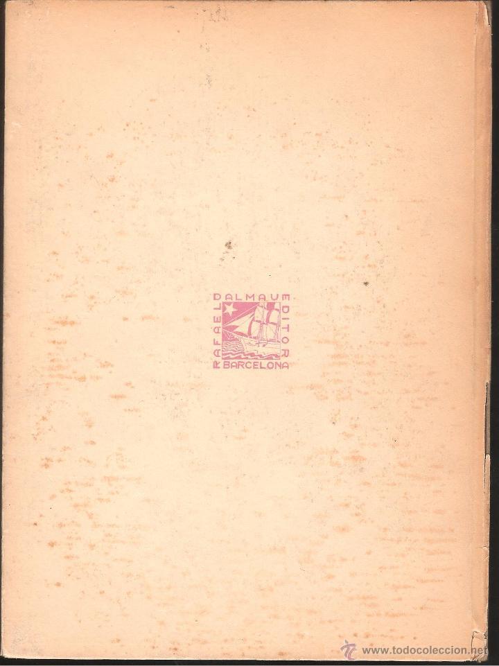 Libros de segunda mano: LIBRO - EN PERET DE LOLA ANGLADA SARRIERA EDICION 1963 EDITA RAFAEL DALMAU - Foto 2 - 42568820