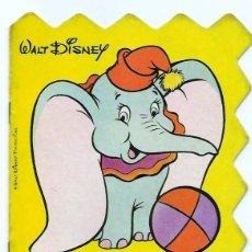 Libros de segunda mano - DUMBO cuento Troquelado Walt Disney Bruguera - 42676169
