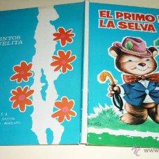 Libros de segunda mano: EL PRIMO DE LA SELVA. COL. ABUELITA. TORAY. AÑO 1965. TAPAS DURAS. SABATÉS. Lote 42705230