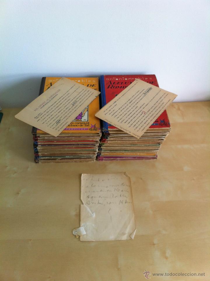 Libros de segunda mano: ALELUYAS DE ROMPETACONES. 1939. INCLUYE CUENTO INÉDITO, CORRECIONES Y DEDICATORIA DE ANTONIORROBLES. - Foto 7 - 42799560