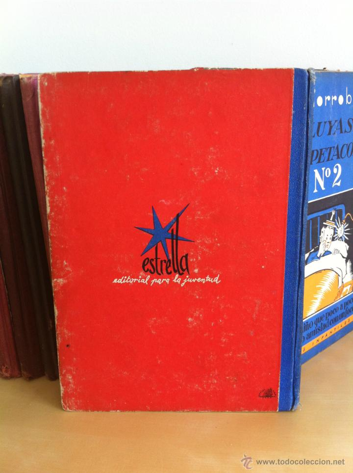 Libros de segunda mano: ALELUYAS DE ROMPETACONES. 1939. INCLUYE CUENTO INÉDITO, CORRECIONES Y DEDICATORIA DE ANTONIORROBLES. - Foto 16 - 42799560