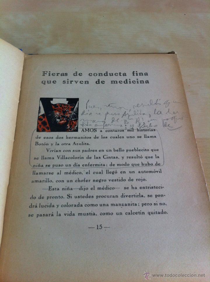 Libros de segunda mano: ALELUYAS DE ROMPETACONES. 1939. INCLUYE CUENTO INÉDITO, CORRECIONES Y DEDICATORIA DE ANTONIORROBLES. - Foto 25 - 42799560