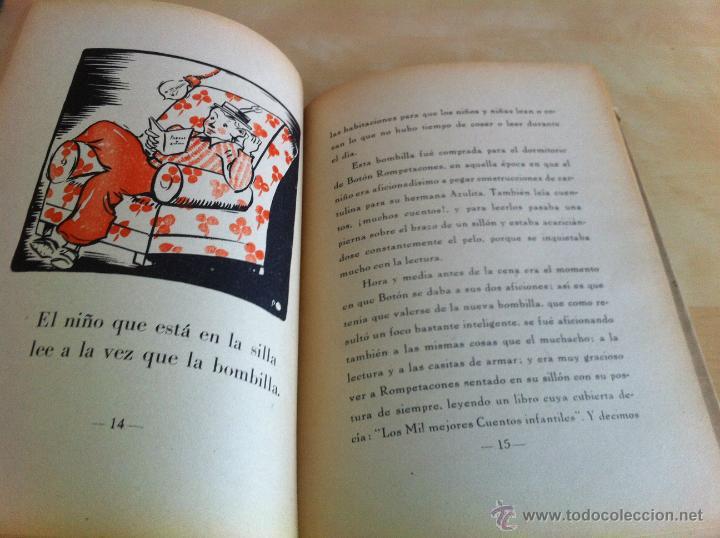 Libros de segunda mano: ALELUYAS DE ROMPETACONES. 1939. INCLUYE CUENTO INÉDITO, CORRECIONES Y DEDICATORIA DE ANTONIORROBLES. - Foto 37 - 42799560