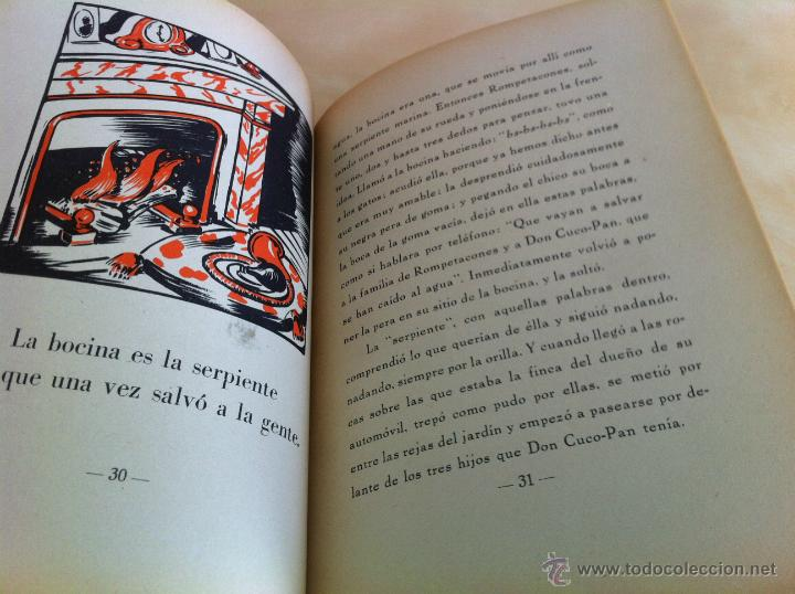 Libros de segunda mano: ALELUYAS DE ROMPETACONES. 1939. INCLUYE CUENTO INÉDITO, CORRECIONES Y DEDICATORIA DE ANTONIORROBLES. - Foto 38 - 42799560