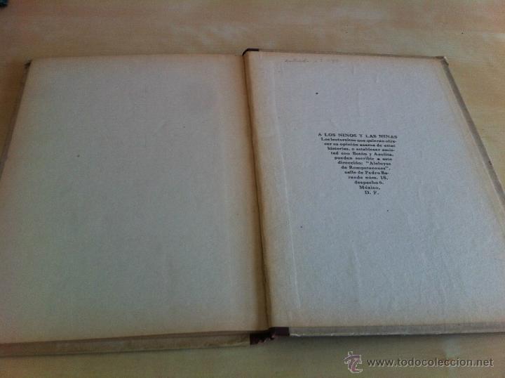 Libros de segunda mano: ALELUYAS DE ROMPETACONES. 1939. INCLUYE CUENTO INÉDITO, CORRECIONES Y DEDICATORIA DE ANTONIORROBLES. - Foto 39 - 42799560