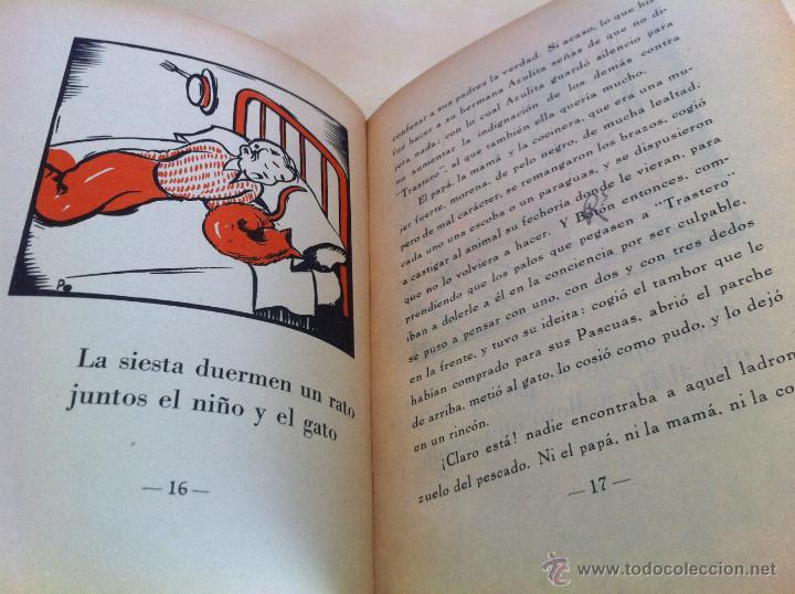 Libros de segunda mano: ALELUYAS DE ROMPETACONES. 1939. INCLUYE CUENTO INÉDITO, CORRECIONES Y DEDICATORIA DE ANTONIORROBLES. - Foto 48 - 42799560