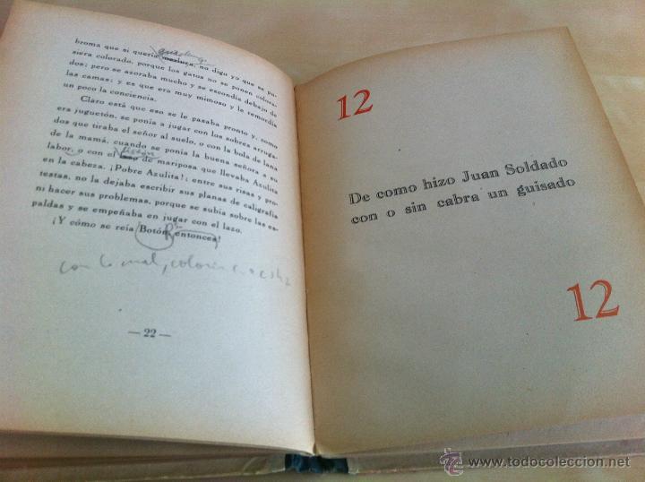 Libros de segunda mano: ALELUYAS DE ROMPETACONES. 1939. INCLUYE CUENTO INÉDITO, CORRECIONES Y DEDICATORIA DE ANTONIORROBLES. - Foto 49 - 42799560
